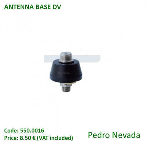ANTENNA BASE DV - Pedro Nevada